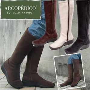 アルコペディコ【arcopedico】 ロングブーツ 15023 401340